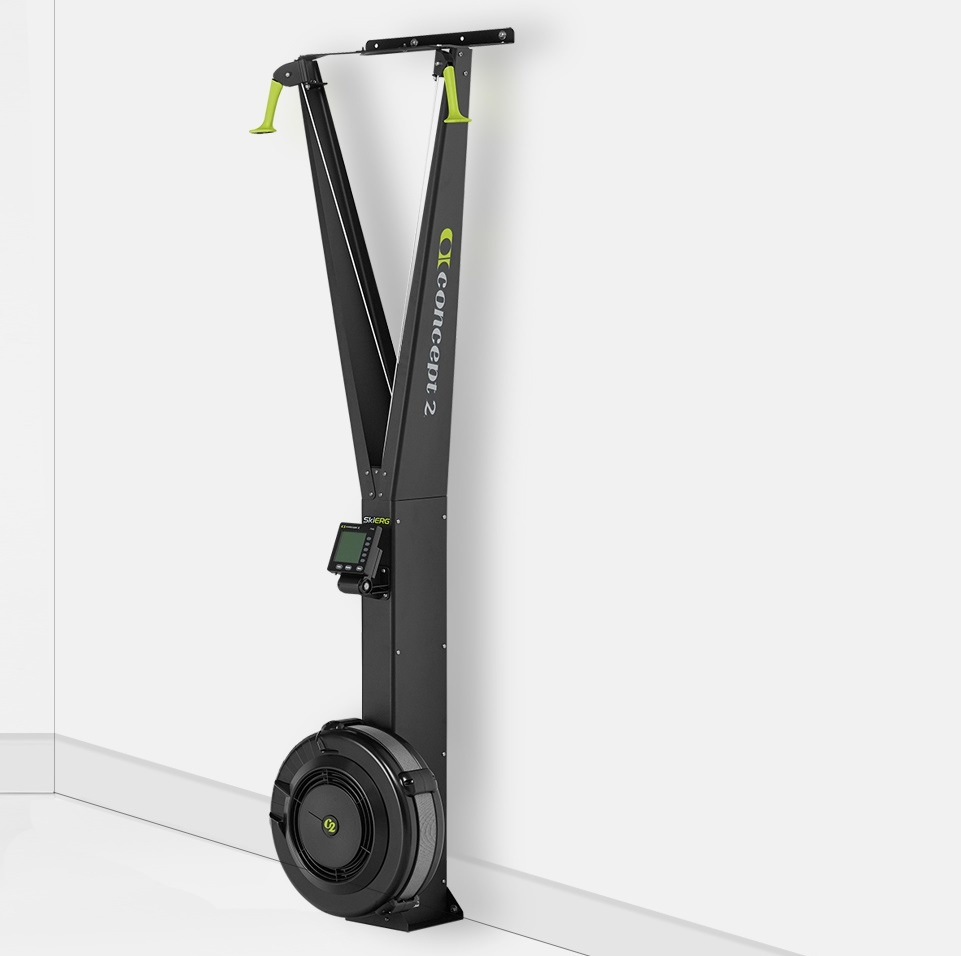 Concept2® C2-2715 Concept2 SkiErg with PM5 (black) (with or without floorstand)