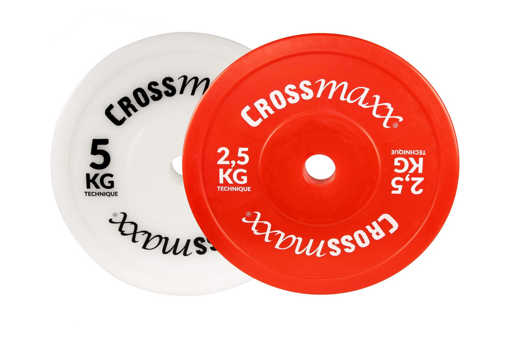 Crossmaxx® LMX96 Crossmaxx® Hollow Technique plate 50mm (2,5 - 5kg)