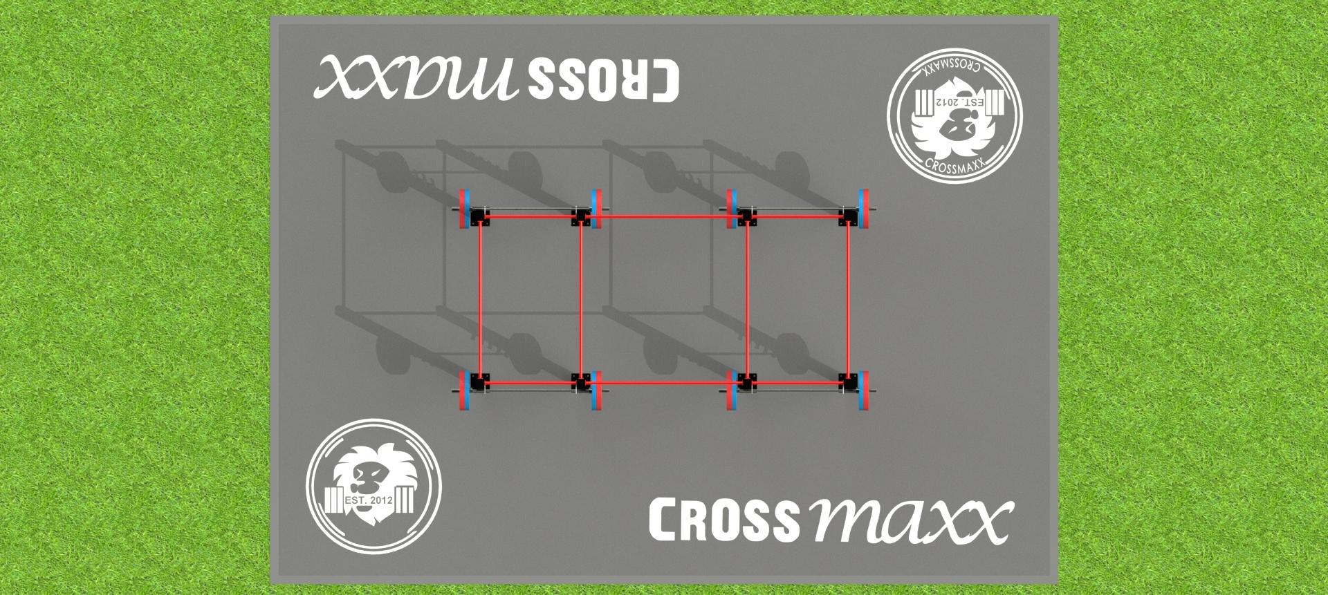 Crossmaxx® Crossmaxx® Outdoor Setup - CMO1