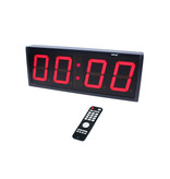 Crossmaxx® LMX1282 Crossmaxx® 4 digit timer (with remote)