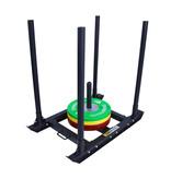 Crossmaxx® LMX1023 Crossmaxx® Power sled  (black) (leverbaar medio november)