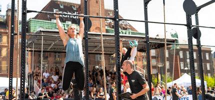 Six benefits of training outdoor