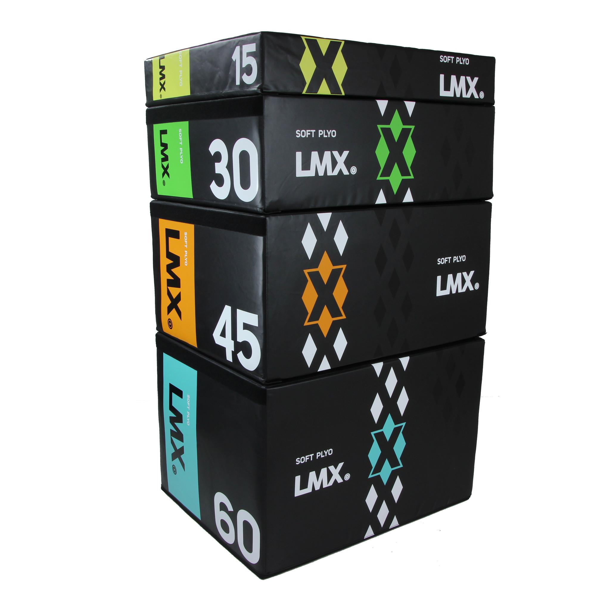LMX.® LMX1297 LMX. Soft plyo boxes (15 - 60cm)
