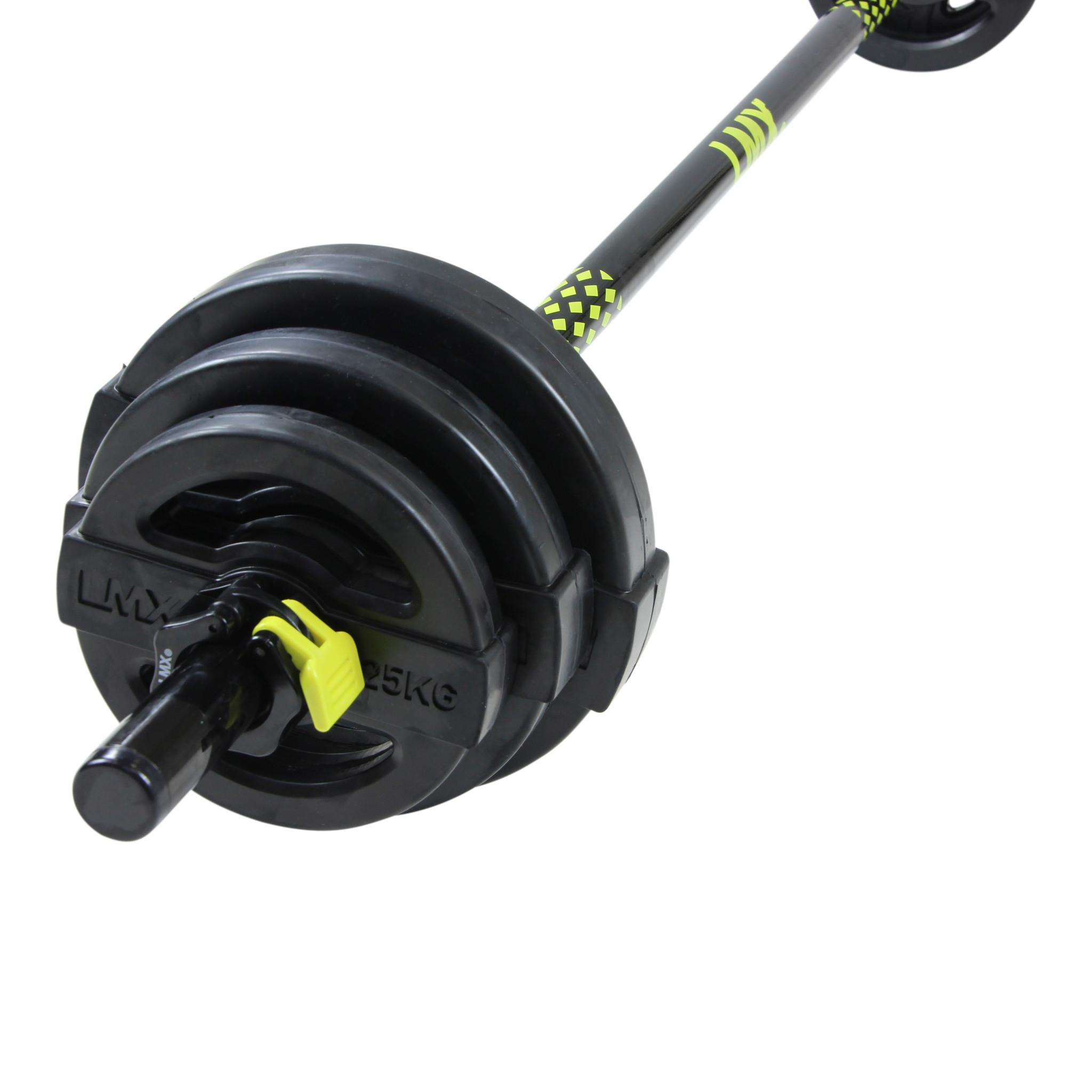 LMX.® LMX1127 LMX. Studio Pump set BLACK (available December)