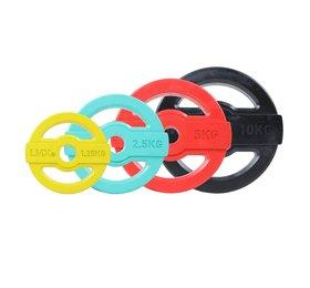 LMX.® LMX1135 LMX. Studio Pump discs COLOUR (1,25 - 10kg)