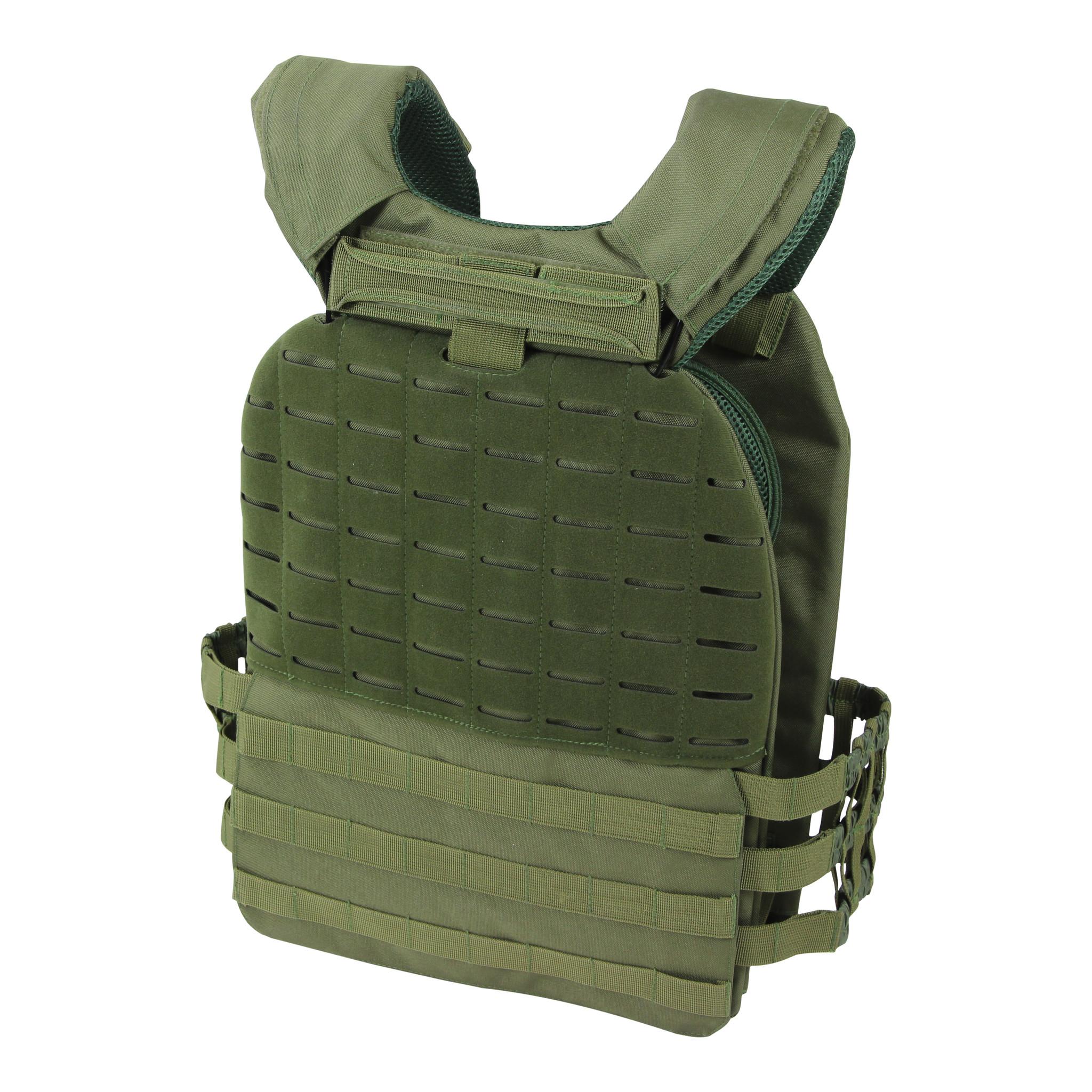 Crossmaxx® LMX1901.G Crossmaxx® Tactical vest - green