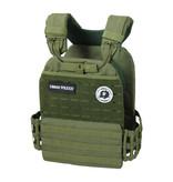 Crossmaxx® LMX1901.G Crossmaxx® Tactical vest - green (leverbaar juli)