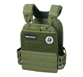 Crossmaxx® LMX1901.G Crossmaxx® Tactical vest - green