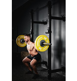 Crossmaxx® LMX1749 Crossmaxx® XL Foldable Squat Rack (available May)