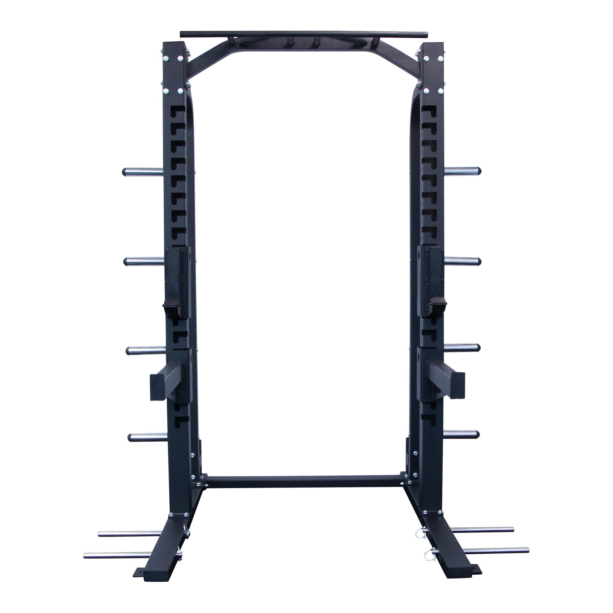Crossmaxx® LMX1054 Crossmaxx® Half Rack (available September)