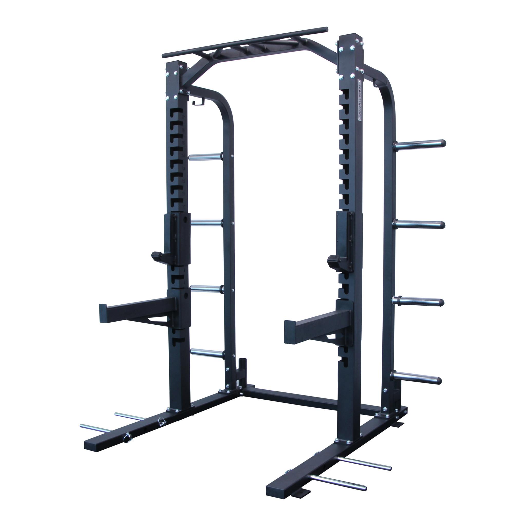 Crossmaxx® LMX1054 Crossmaxx® Half Rack (available August)