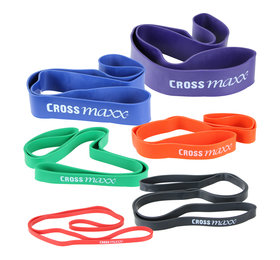 Crossmaxx® LMX1180 Crossmaxx® resistance band (level 1 - 5)