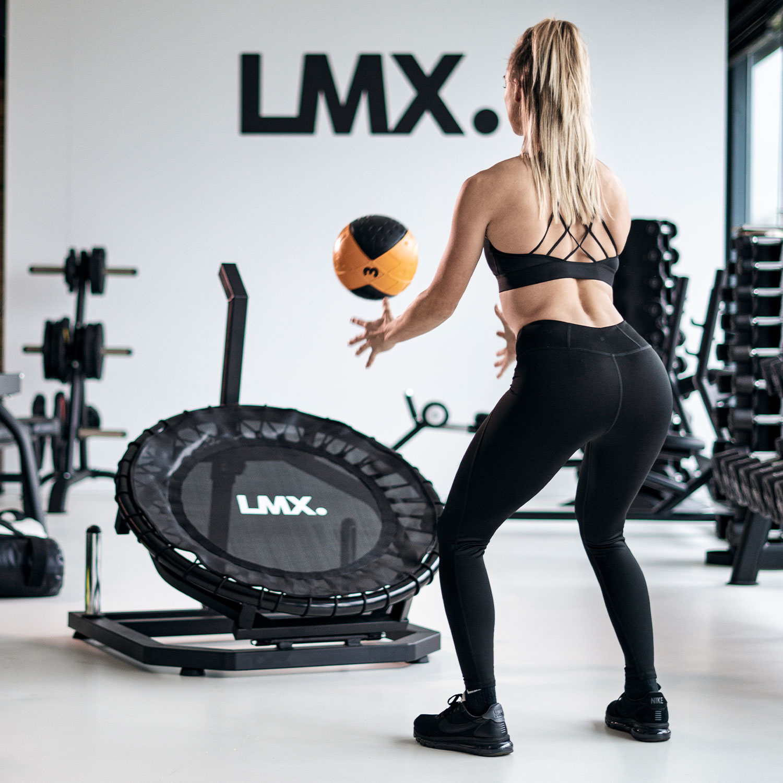 LMX.® LMX1252 LMX. Medicineball rebounder (black)