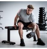 LMX.® LMX1061 LMX. Flat bench (black) (Leverbaar 2021)