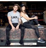 LMX.® LMX2208.BLACK LMX. Baseball cap (black)