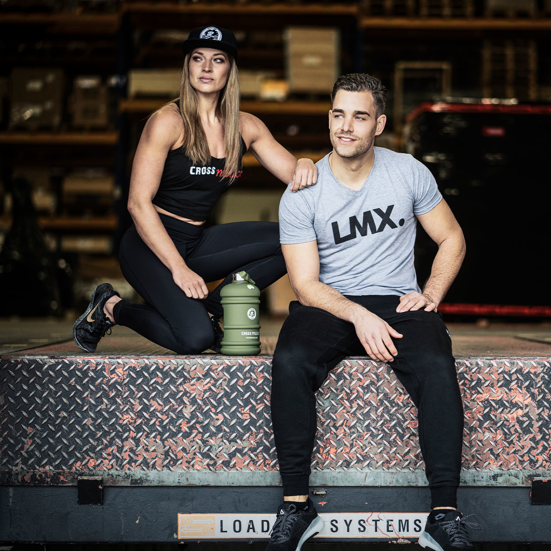 Crossmaxx® LMX2209.BLACK Crossmaxx® Snapback (black)