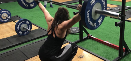 Tips for common Snatch mistakes