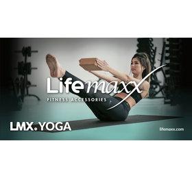 Lifemaxx® LMX2217 Lifemaxx® Yoga banner 300x160cm