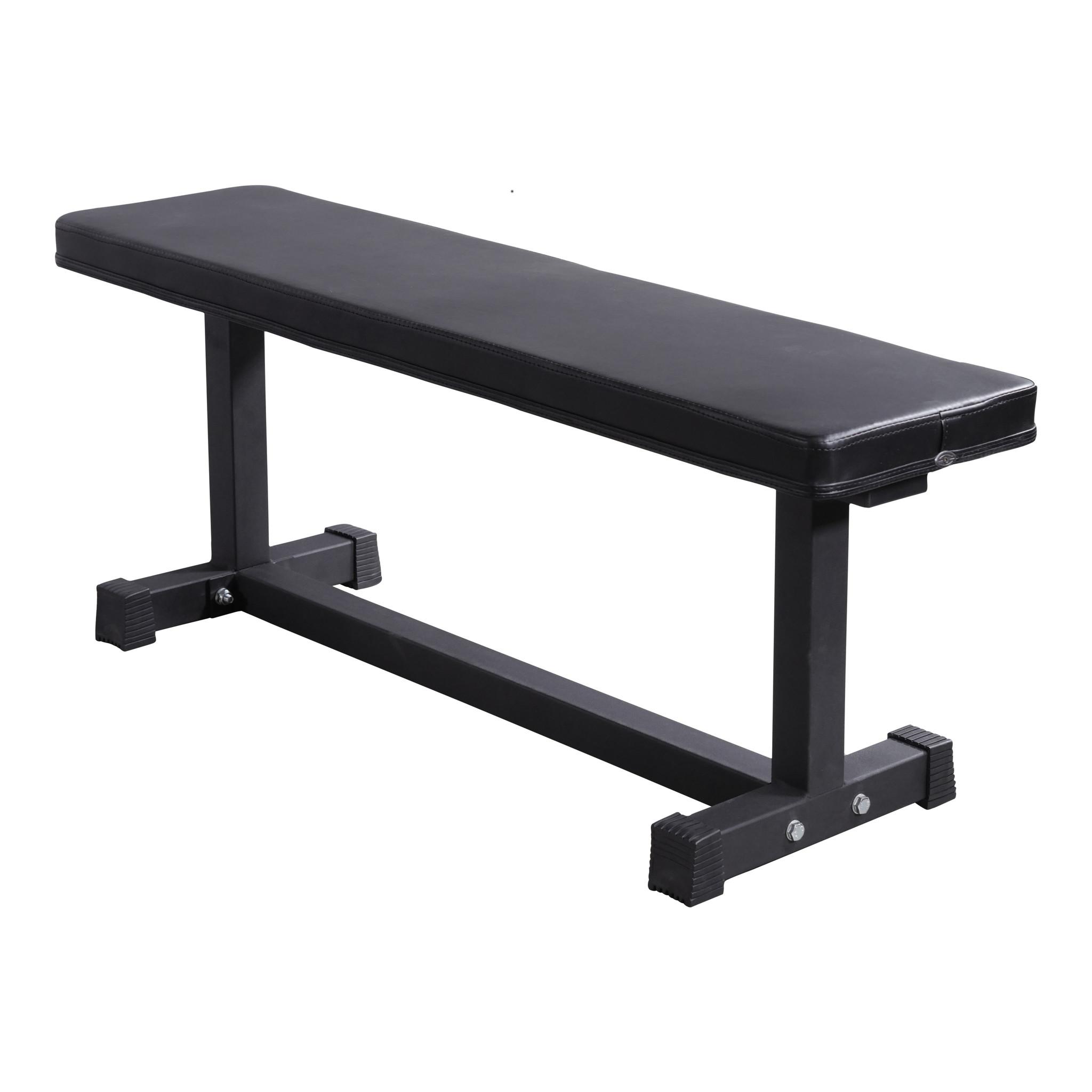 Crossmaxx® LMX1743 Crossmaxx® Flat bench (black)