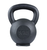 Lifemaxx® LMX90 Cast iron kettlebell (with rubber foot) (4 - 28kg)