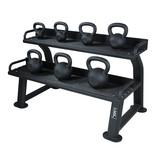 LMX.® LMX1146 LMX. Kettlebell rack (black)