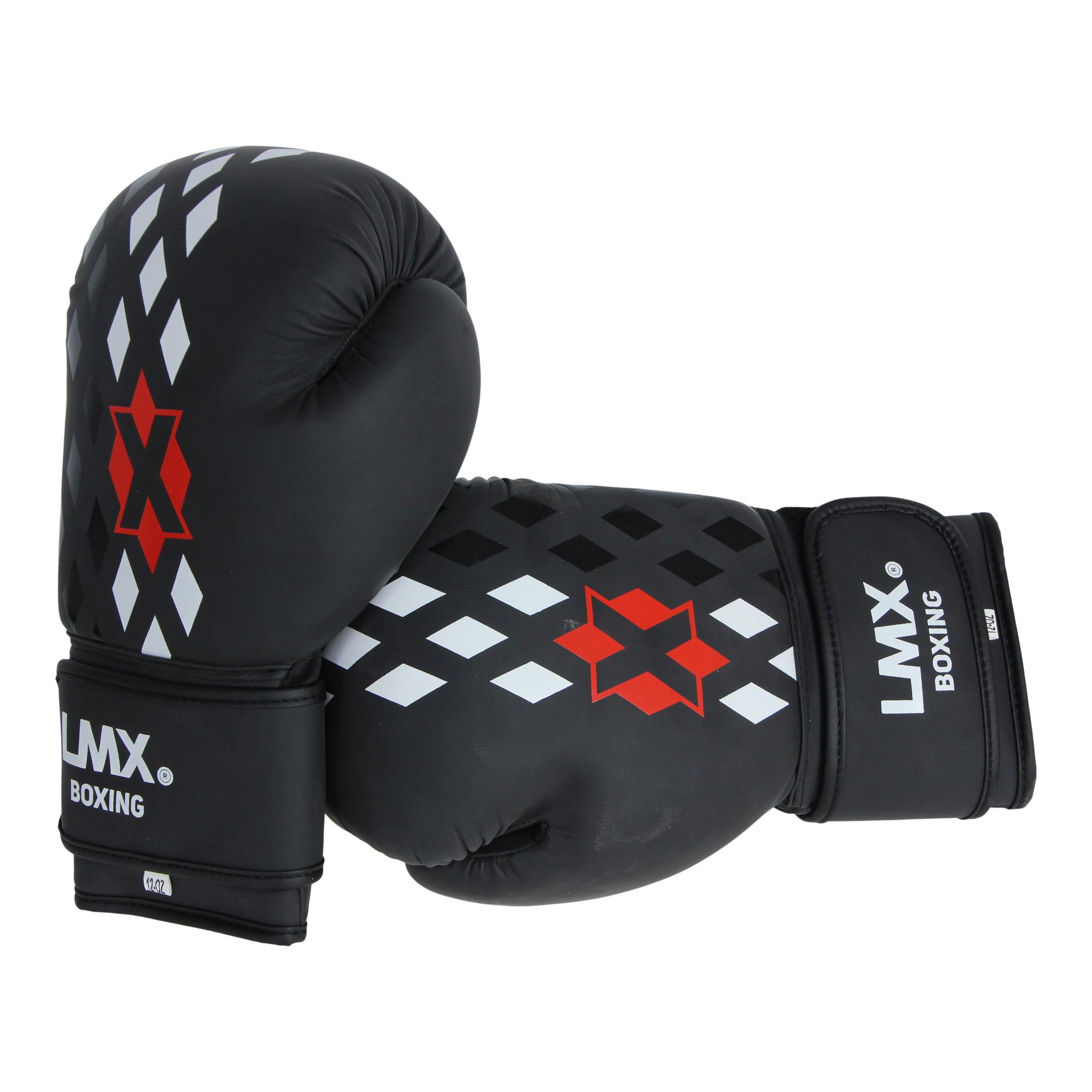 LMX.® LMX1553 LMX. Boxing gloves PU  (10oz - 16oz)