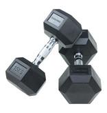 Crossmaxx® LMX81 Hexagon dumbbellset (2,5 - 40kg)