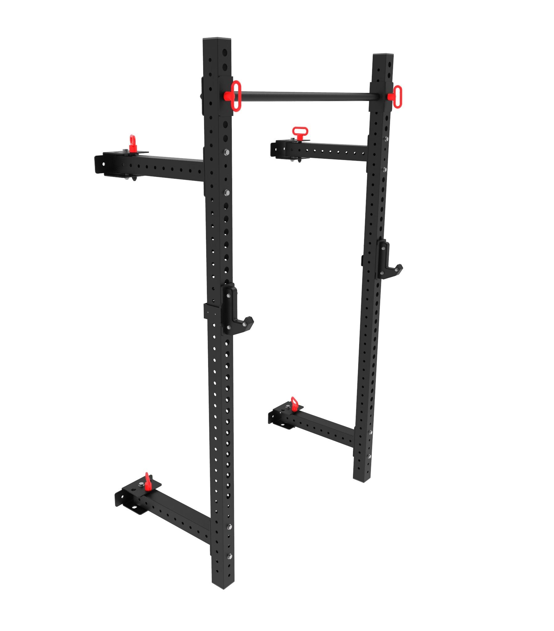 Crossmaxx® LMX1749 Crossmaxx® XL Foldable Squat Rack