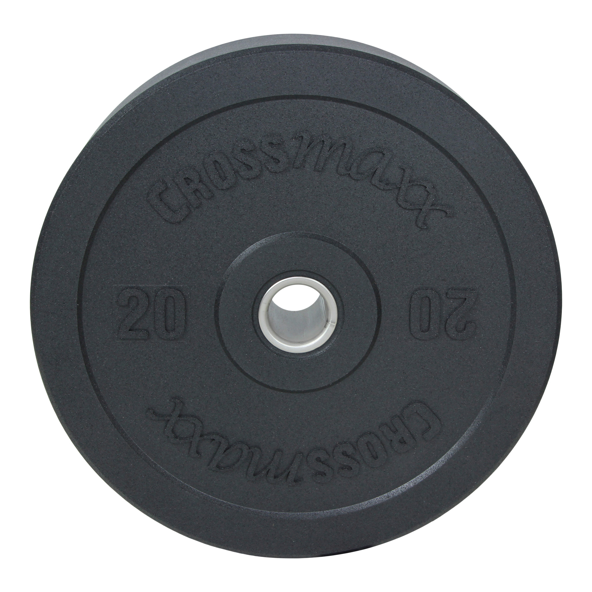 Crossmaxx® LMX97 Hi-Temp bumper plate (EU) 50mm - black (5 - 20kg)