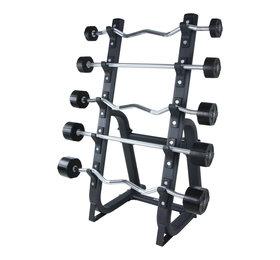 LMX.® LMX1068 LMX. Barbell rack for 5 pcs
