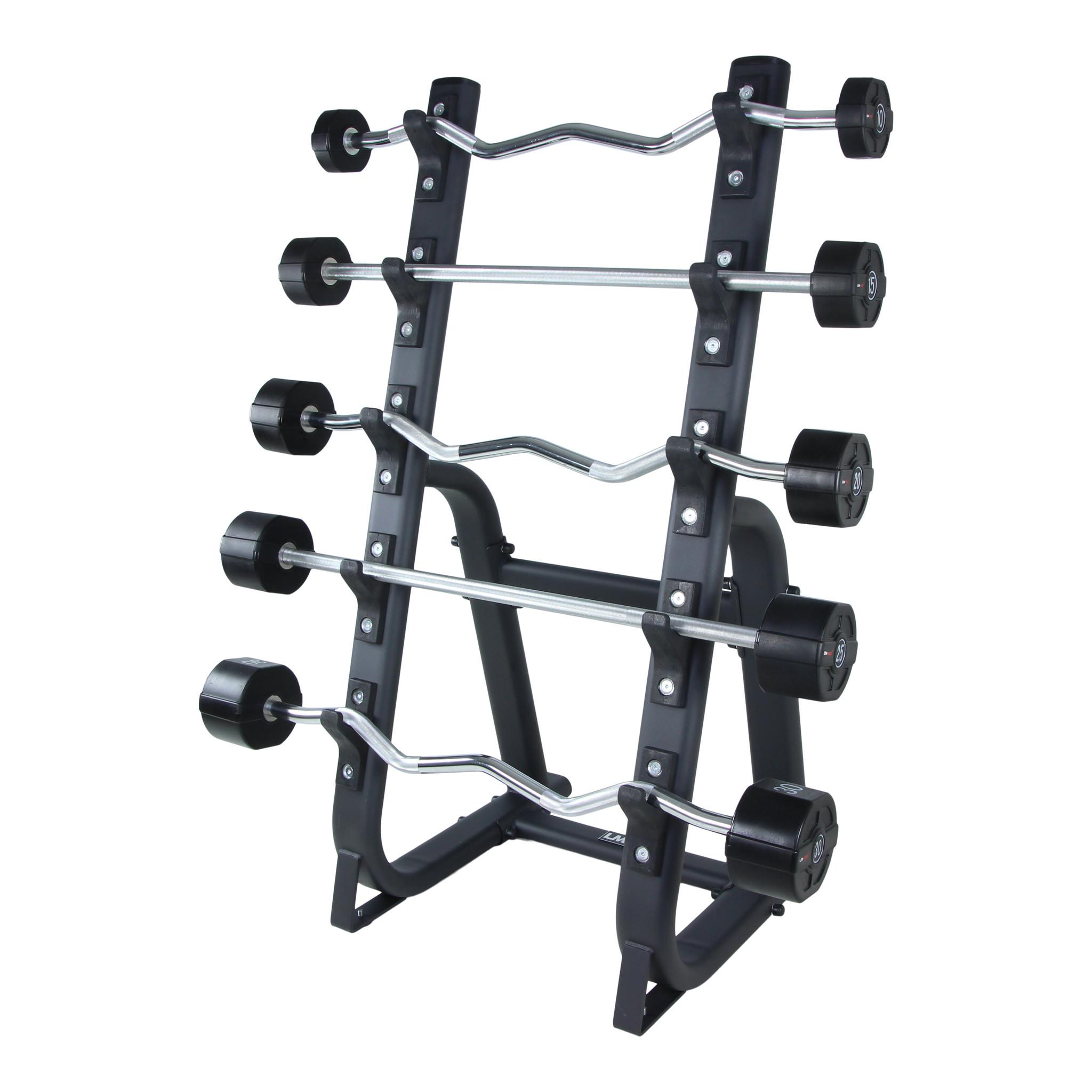 Lifemaxx® LMX74.E Lifemaxx PU EZ barbell (10 - 40kg)