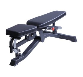 Crossmaxx® LMX1055 Adjustable bench (black)