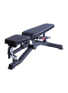 Lifemaxx® LMX1055 Adjustable bench (black)