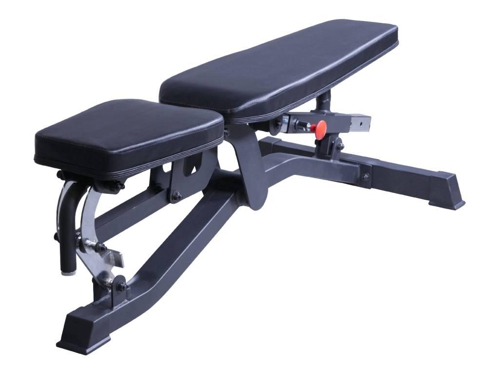 Crossmaxx® LMX1055 Adjustable bench (black)