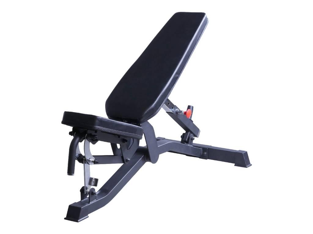 Crossmaxx® LMX1055 Adjustable bench (black) (leverbaar december)
