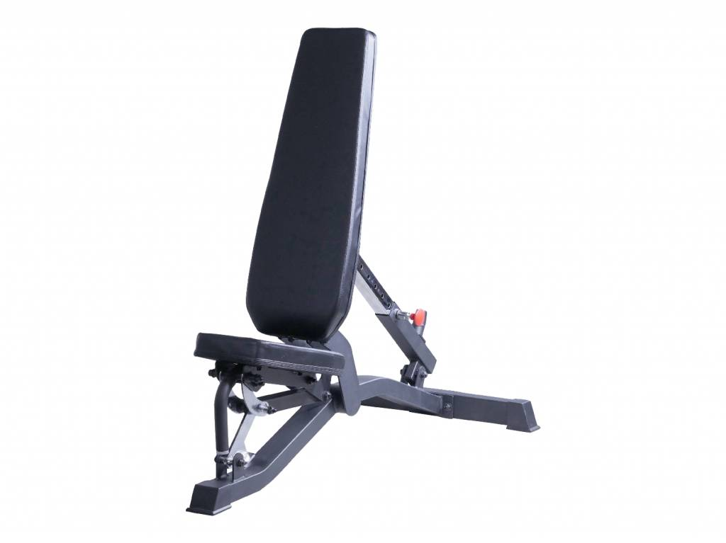 Crossmaxx® LMX1055 Adjustable bench (black) (available end of April)