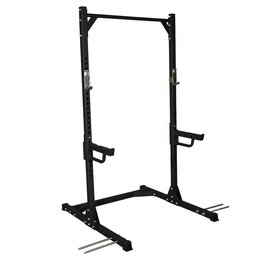 Crossmaxx® LMX1740 Crossmaxx® Squat rack (black)