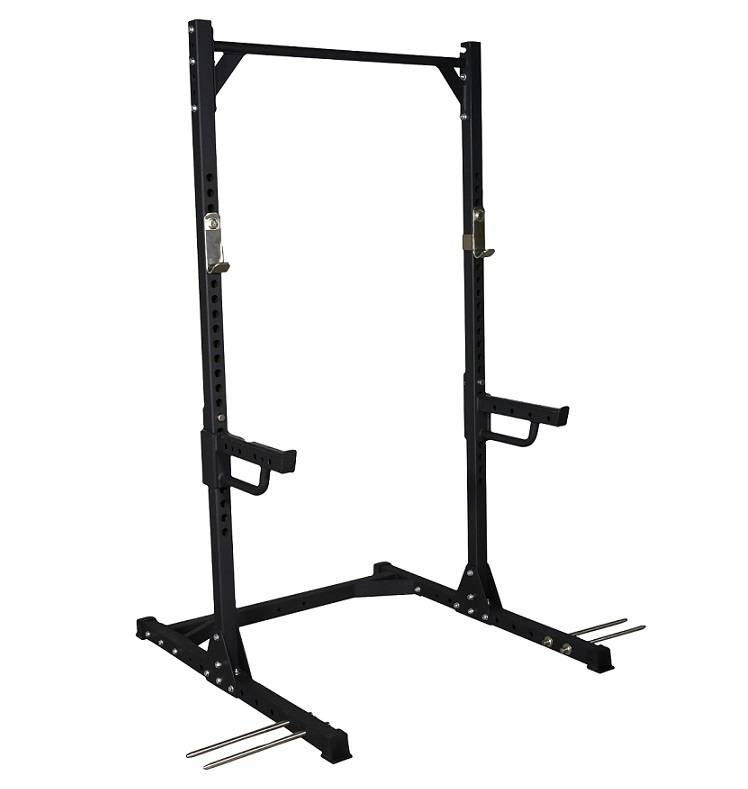 Crossmaxx® LMX1740 Crossmaxx® Squat rack (black) (leverbaar begin oktober)
