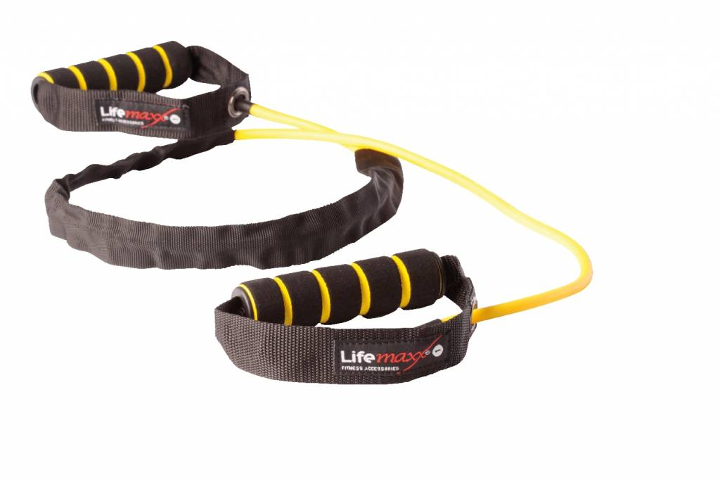 Lifemaxx® LMX1170 Training tube (level 1 - 5)
