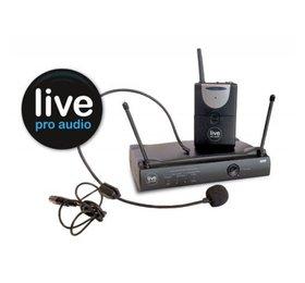 LPA01 Live Pro Audio Complete Headset