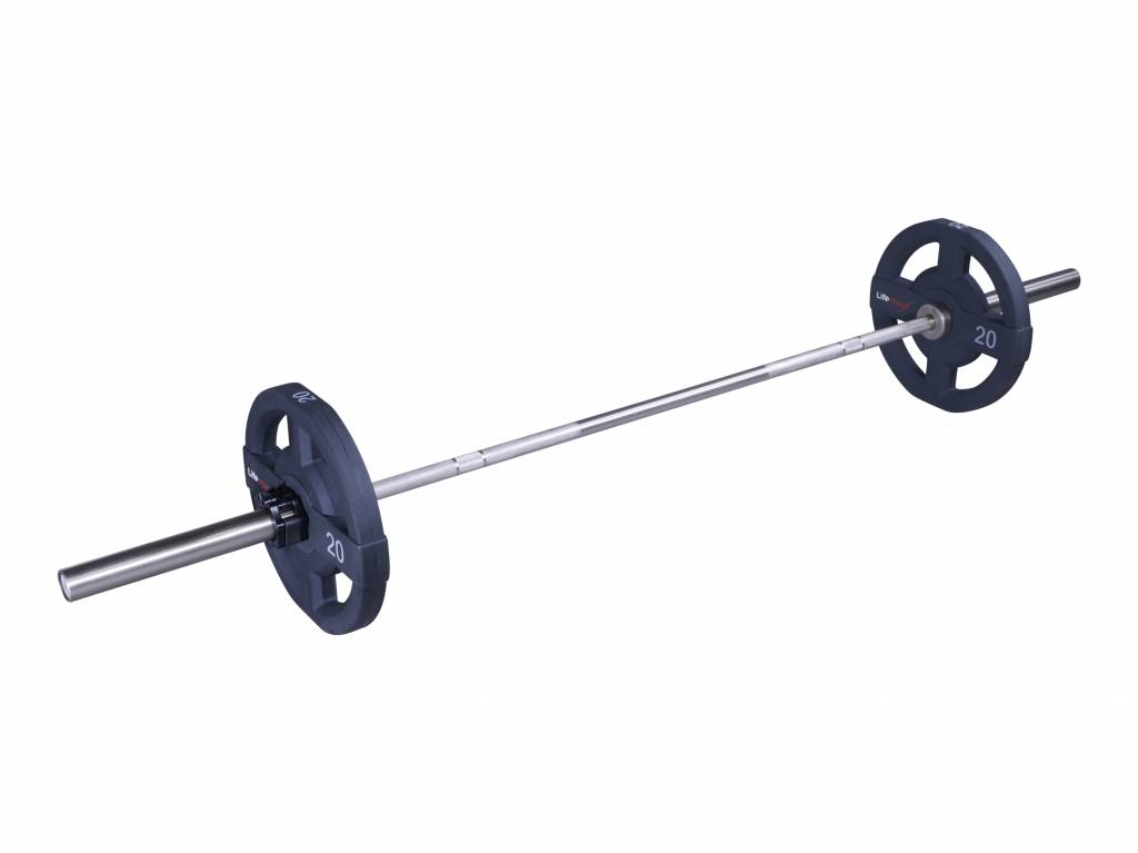 Lifemaxx® LMX73 Lifemaxx PU olympic disc 50mm (1,25 - 25kg)