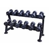 Lifemaxx® LMX72 Lifemaxx PU dumbbellset 2pcs/set (1 - 60kg)
