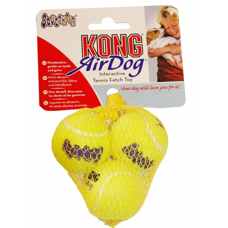 KONG Squeak Air Balls (3)