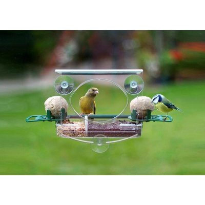 Birdfeeder luxe
