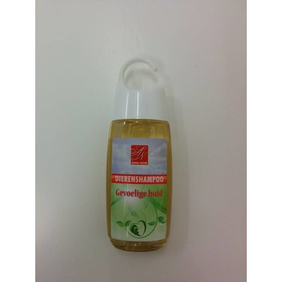Animal Nature Gevoelige huid shampoo 250ml.