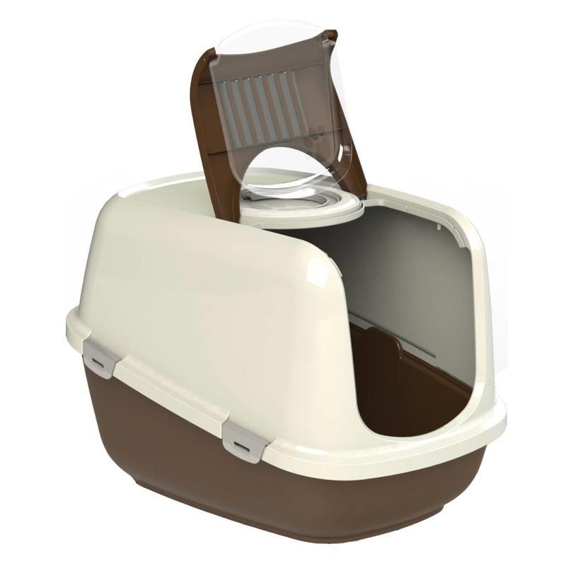 PeeWee ECO dome bruin/creme (startpakket)