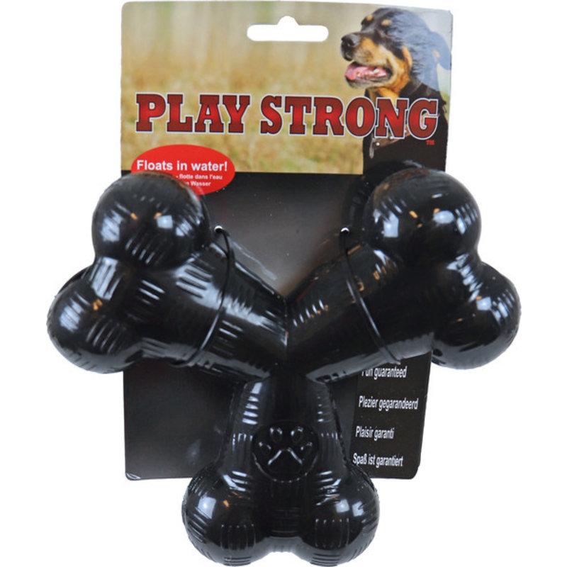 Sterk rubber hondenspeelgoed van Play strong