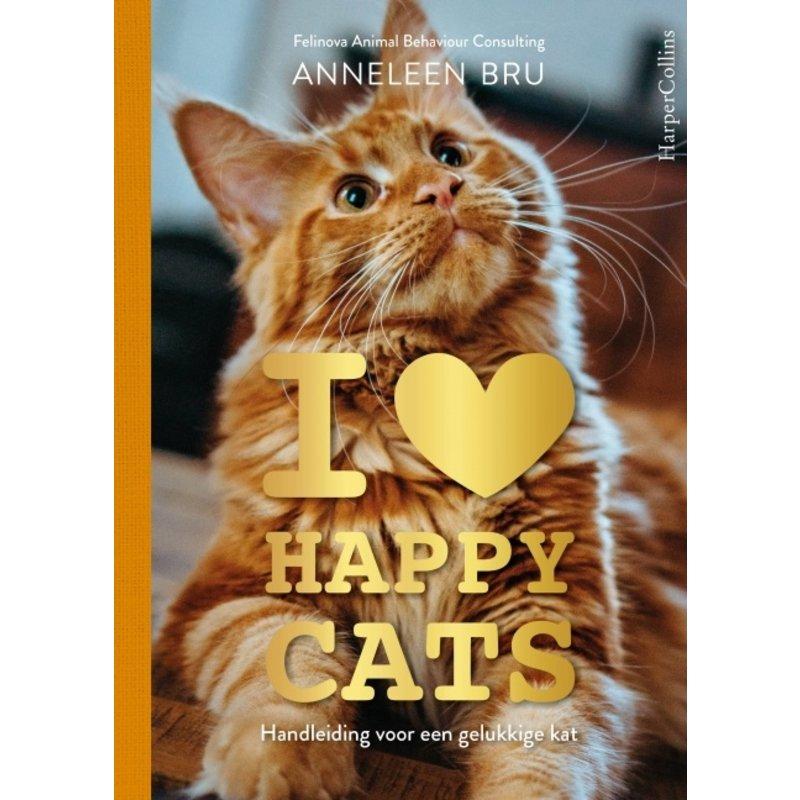 I love happy cats van Anneleen Bru