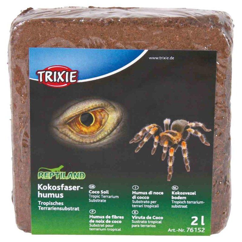 Trixie Kokoshumus voor uw hamsterverblijf