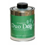 Duo Dog vloeibaar paardenvet 1000ml.